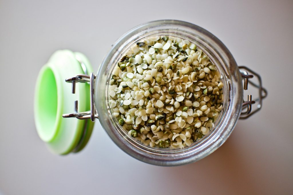 hemp seed extracts