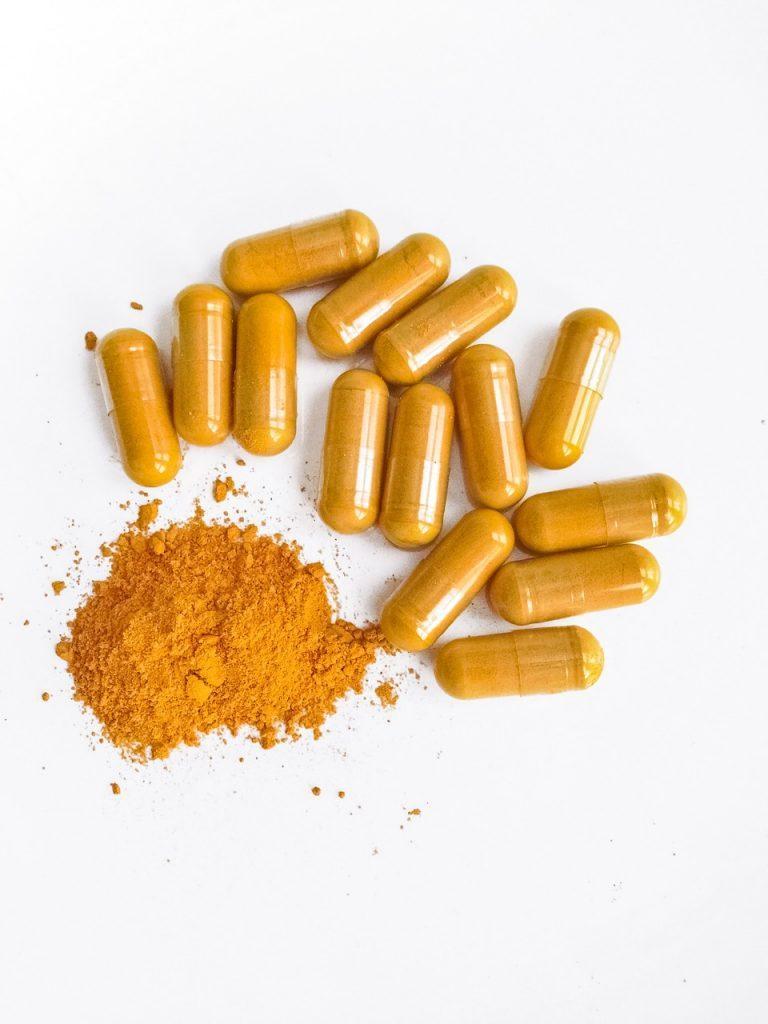 turmeric supplement benefits